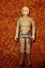 "Star Wars Vintage 1980 LUKE SKYWALKER BESPIN FATIGUES Blond Hair Version 3.75"""