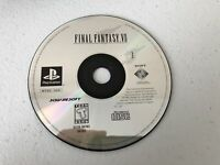 Final Fantasy VII disc 3 only - Playstation 1 PS1 - Cleaned & Tested