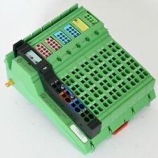 Phoenix Contact Inline Block IO ILB BT ADIO MUX-OMNI 2884208 Garantie -used-
