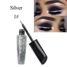 1pc Women Sequin Liquid Eyeliner Silver Eye Shadow Eyeliner Stage Party Makeup