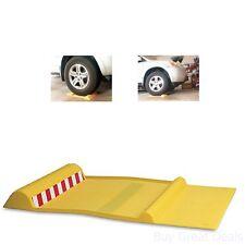 Garage Bumper Parking Mat Exact Safe Stop Park Right Car Truck Wheel Bumpers