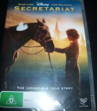 Secretariat (Australia Region 4) Disney DVD - NEW