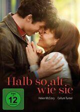 Leaving - Helen McCrory, Callum Turner TV miniseries Romance, DVD Region2/Europe