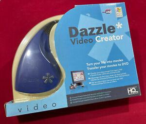 Dazzle* USB Video Creator In original box etc. Designed for Windows XP