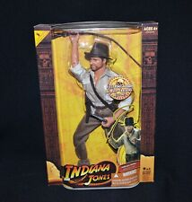 Indiana Jones Raiders Of The Lost Ark Whip Cracking Action Doll 2008 Hasbro