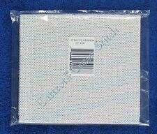 "Aida Cloth Starlite Fabric Metallic Rainbow Sparkle 14 Count 20"" x 24"""