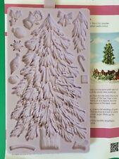 Karen Davies 3D Christmas Tree Sugarcraft Mould     FAST DESPATCH