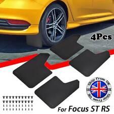 Splash Guards For Ford Focus ST RS MK2 MK3 MK3.5 Mudflaps Mud Flaps Mudguards