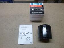 JEEP CHEROKEE WRANGLER CJ 5 CJ6 CJ7 CJ8 2.0 2.5 4.0 Ölfilter Mopar 05012968AA