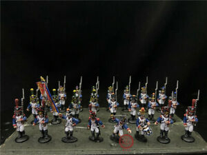 28mm DPS Painted Napoleonic War French Line Infantry , Warlord Games GH3069