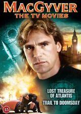MacGyver: The TV Movies DVD English spoken European region 2 import multi subbed