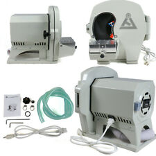 Wet Model Trimmer Dental Lab Device Abrasive Disc Wheel Gypsum Arch 2800 Rpm