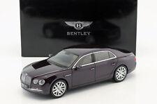 Bentley Flying Spur Damson W12 dunkelviolettmetallic 1:18 Kyosho