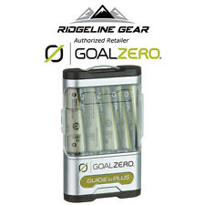 GOAL ZERO Guide 10 Plus Recharger / USB Power Pack & Rechargable AA / AAA