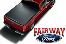 2015 thru 2018 F-150 OEM Genuine Ford Soft Roll-Up Tonneau Bed Cover 5.5' NEW