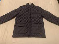 Men's coat  Lee Cooper Quilted Jacket Large BNWT