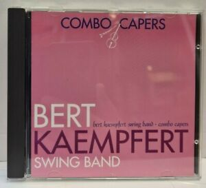 CD Bert Kaempfert Swing Band - Combo Capers