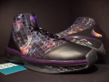 Nike Zoom KOBE III 3 GS PRELUDE BLACK PURPLE BLUE GREY KUMQUAT 318288-002 7Y 7