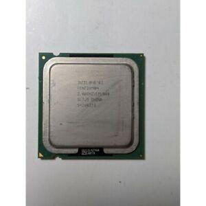 CPU Processeur Intel Pentium 4 2.80GHz FSB 800 MHz SL7J5 Socket LGA775