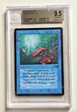 MTG Magic the Gathering ~ Legends MANA DRAIN .BGS Graded 9.5 GEM MINT!!!