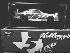 KELLOGG'S TERRY LABONTE REVELL COLLECTION NASCAR DIECAST 1/24 1997 NIB TEXAS Car