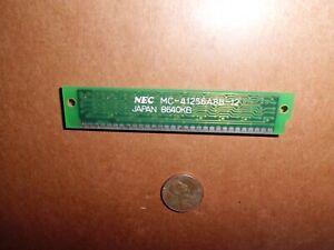 Vintage NEC MC-41256A8B-12 FPM 30-Pin SIMM RAM Memory 256Kx8