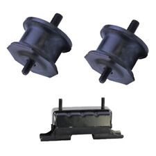 Engine & Transmission Mount  set 3 Pcs Fits  Chevrolet S10Blazer S10 GMC 83-85