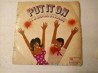 Put It On, It's Rock-Steady - Various Artists Vinyl LP 1968
