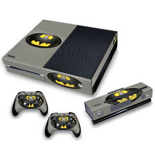 Xbox One Skin Stickers PVC for Xbox One Console & 2 Pads *Batman*