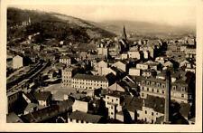 Ústí nad Labem Gesamtansicht alte AK ca. 50/60er Jahre Gesamtansicht Tschechien