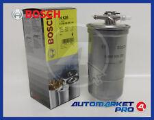 0450906295 FILTRO GASOLIO BOSCH AUDI A3 A4 A6 1.9 2.0 TDI DIESEL TAGLIANDO AVANT