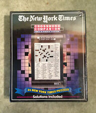 The New York Times Crossword Companion Roll-A-Puzzle System s#4013 ****