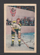 Hal Laycoe Boston Bruins 1952-53 Parkhurst Hockey Card #71 EX+