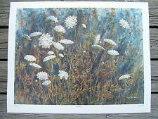 SUMMER LACE by Jim Gray - 1982 -Signed, Numbered, Limited Edition Lithograph