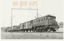 6F197 RP 1950s? SWITZERLAND SWISS FEDERAL RAILWAY SBB Ae3/6 LOCOMOTIVE
