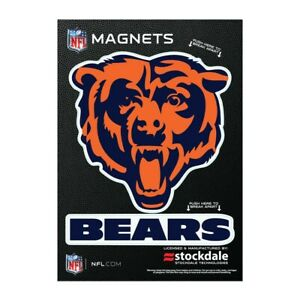 """Chicago Bears 5"""" x 7"""" Outdoor Magnet"""