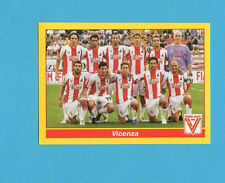 PANINI CALCIATORI 2009-2010-Figurina n.651-SQUADRA/TEAM-VICENZA-NEW