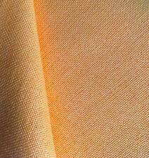Golden Blossom 28 count Brittney Lugana 50 x 70 cm even weave Zweigart fabric