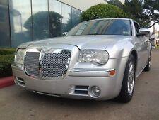 2005-2010 Chrysler 300 300C Chrome Mesh Bentley Grille w/Custom Bentley Wing