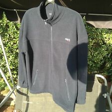 Excel Blue Extra Large Fleece Jacket Not Waterproof Light Use Only!