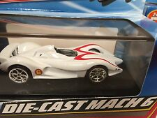 Speed Racer Hot Wheels 1/64 Diecast Mach 6