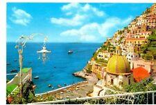 Cartolina Positano Panorama  1980 (GS31) ^