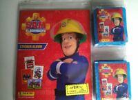 Sam el bombero album + 250 cromos PANINI 2016 sobres sin abrir