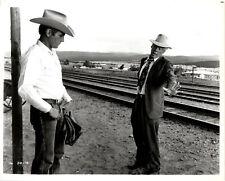 Photo de presse cinéma, de tournage, Lee Marvin, Paul Newman – Pocket money 1972