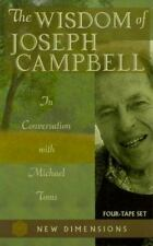 New Dimensions: The Wisdom of Joseph Campbell : In Conversation AUDIO cassette