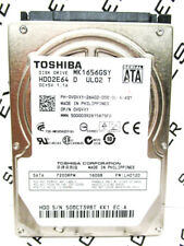 Toshiba 160GB MK1656GSY SATA (HDD2E64 D UL02 T) Laptop HardDrive WIPED & TESTED!