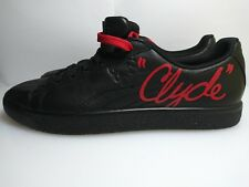 09fa38674cb New Men  Puma Clyde Signature Black Red -366207-01 Casual Sneaker Sz