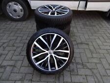 Original VW Polo 6C GTI Parabolica Alufelgen Winterreifen 215/40R17 DOT14 7-8mm