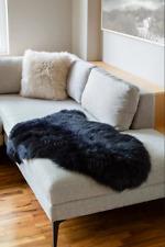 Single-Pelt (2' x 3.5') Premium Australian Sheepskin Rug More Color