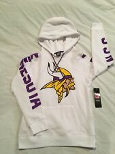 Women's Minnesota Vikings Hoodie, Size M, NWT! NFL Team Apperal!